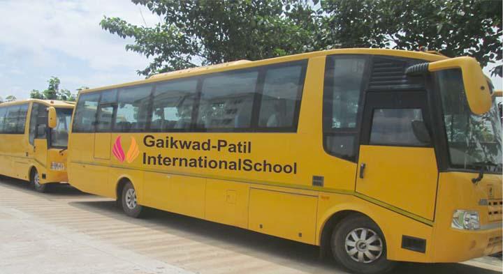 Facilities | Gaikwad Patil International School